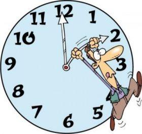 Projet et Gestion du Temps : Loi de LABORIT